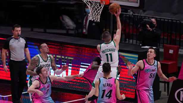 maglie nba Boston Celtics