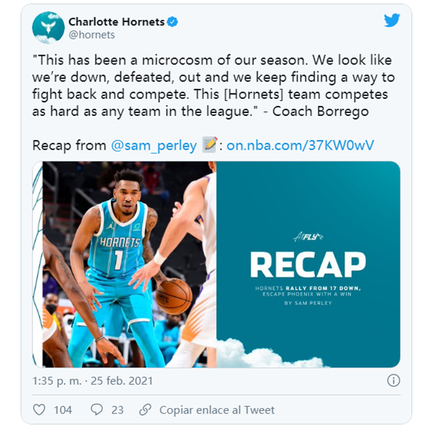 maglie basket Charlotte Hornets