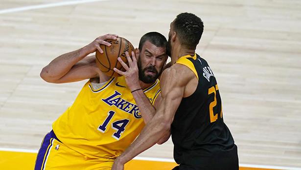 Lo Utah ha alimentato i Lakers e ha esacerbato la crisi