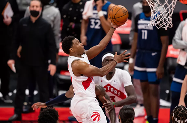 Raptors annuncia il programma per la seconda metà della stagione 2020-21