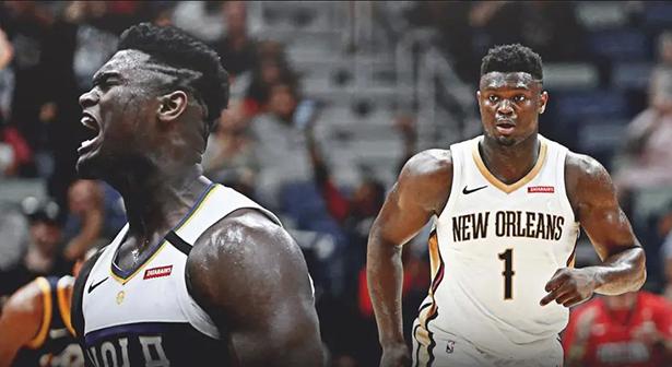 L'NBA piange l'assenza di Zion Williamson in una partita così stupida